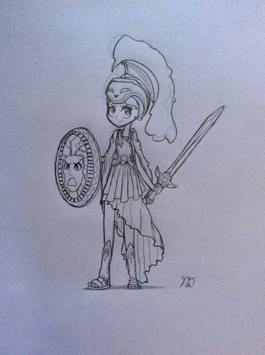 Cartoon Characters As Greek Gods And Godesses Cartoon Amino