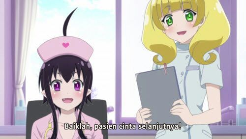 Renai Boukun Wiki Anime Amino