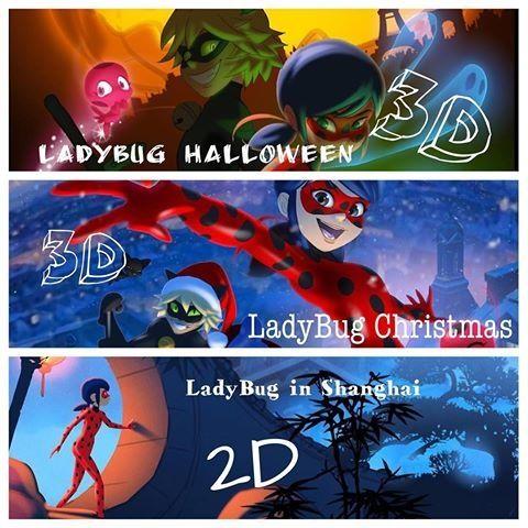 miraculous ladybug halloween special - Wizard