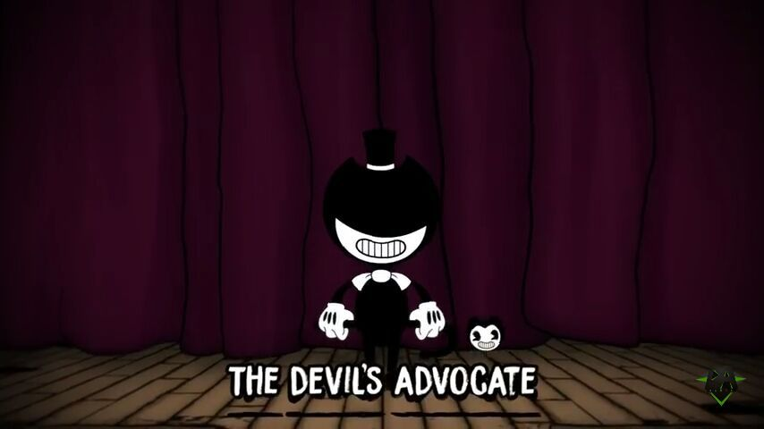 bendy and the ink machine gospel of dismay