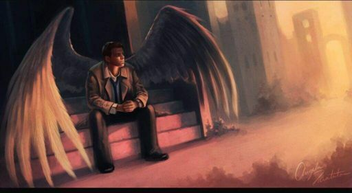 freaking angles (Castiel x reader) | Supernatural Fanart And Fanfic