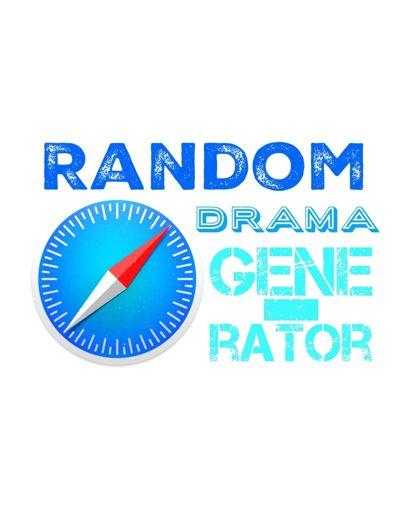Random Drama Generator | Wiki | K-Drama Amino