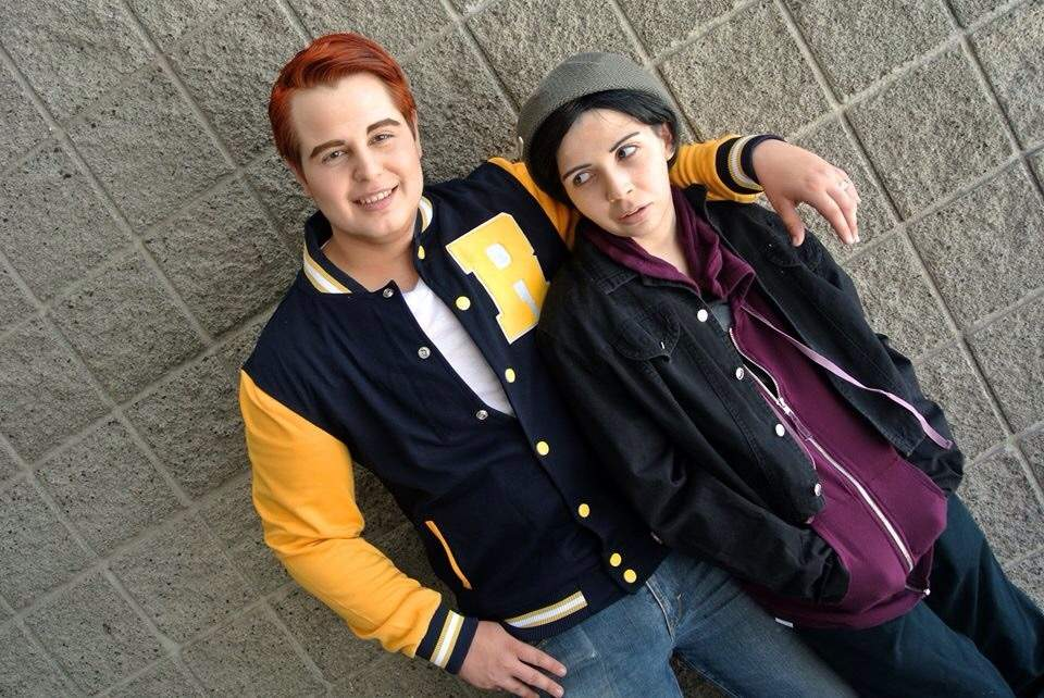 Archie Andrews Riverdale From Alvcc Cosplay Amino