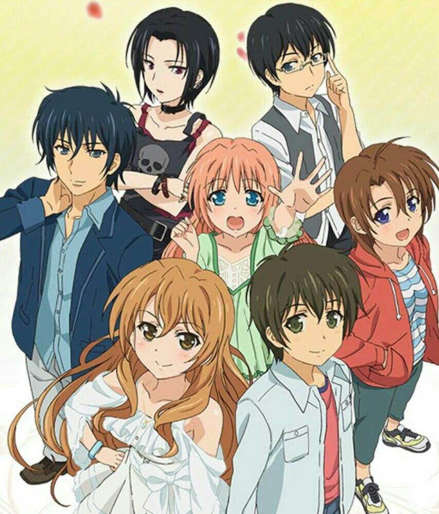 anime romance shows: Top 10 Conclusive Romance Anime Series