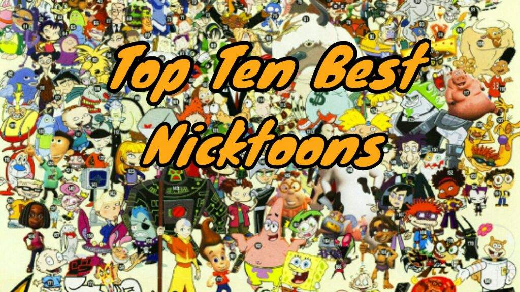 So Scout Fly Justin Just Remade His Top Ten Best Nickelodeon Shows Definitely Check It Out S A Good And I M Going To Revise My