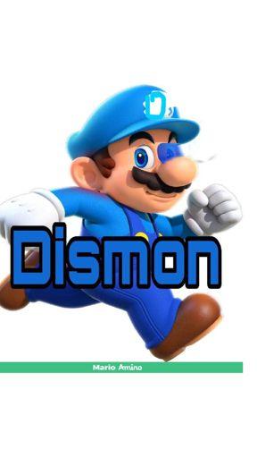 Dismon Wiki Mario Amino