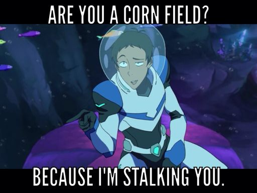 Lance's Bad Pickup Lines | Wiki | Voltron Amino