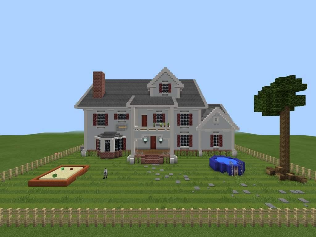 Suburban House 1 Minecraft Amino