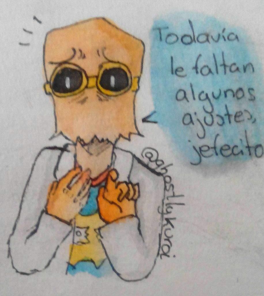Dr Flug | Villainous! Amino