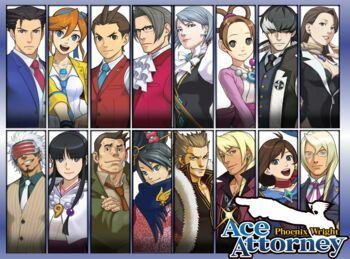 Your Biggest Ace Attorney Au Phoenix Wright Amino