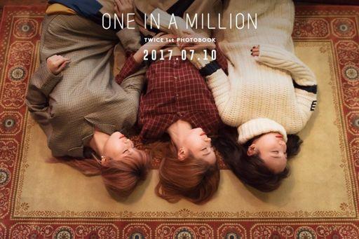 One In A Million Teasers Wiki Twice 트와이스 ㅤ Amino
