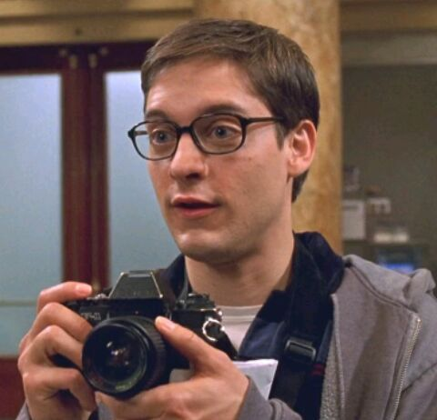 Subarban >> Comic Character Accuracy #4: Spider-Man (Tobey Maguire ...
