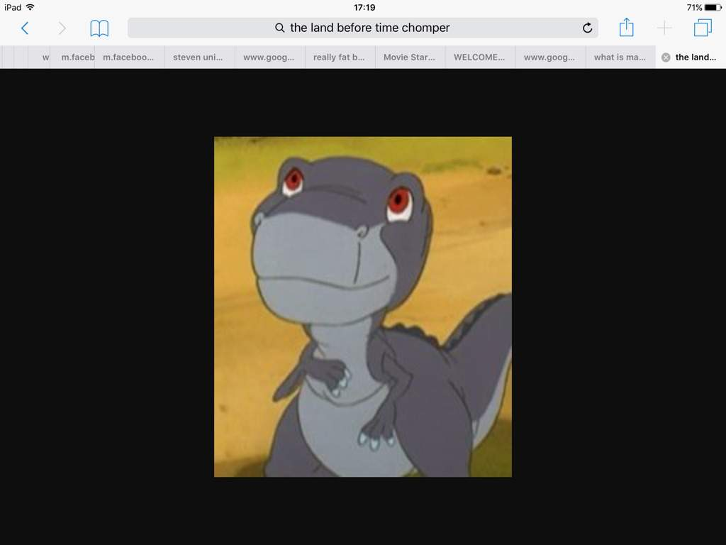 Chomper | Wiki | The Land Before Time Amino