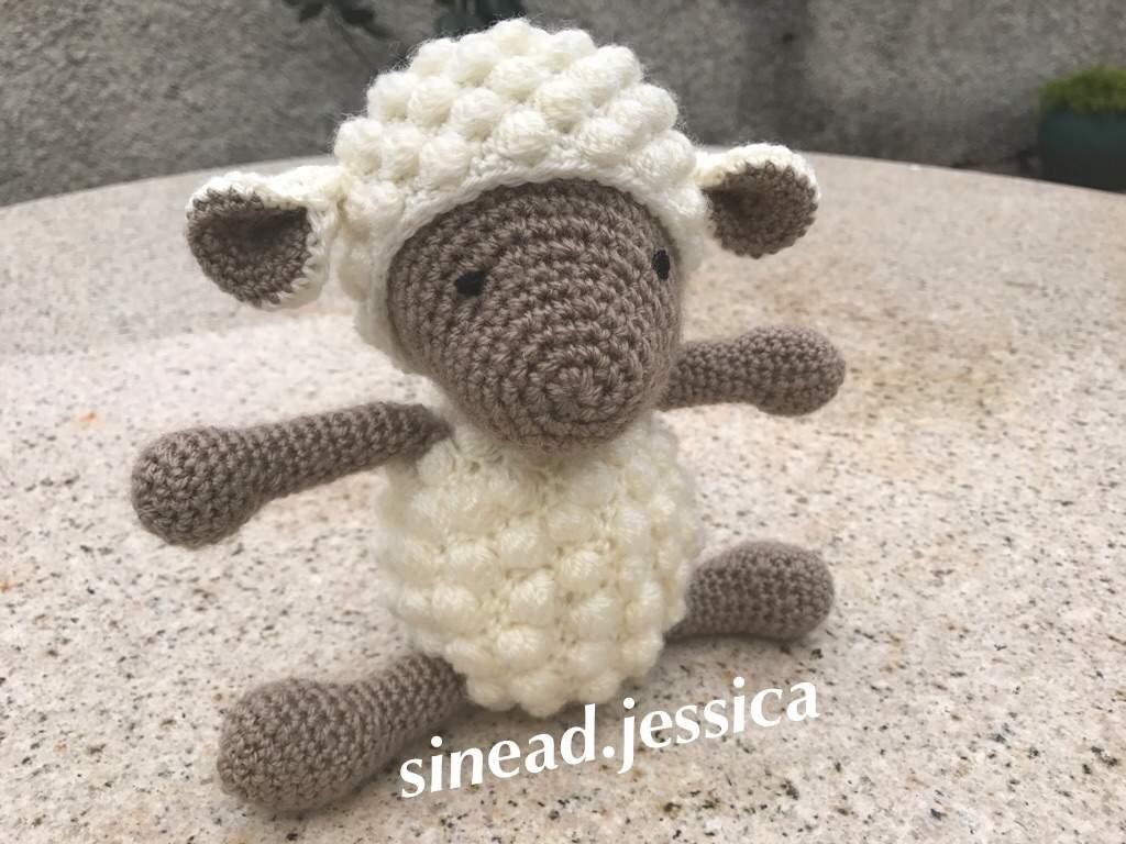 Amigurumi Bobble Stitch : Amigurumi Sheep ?? Crafty Amino