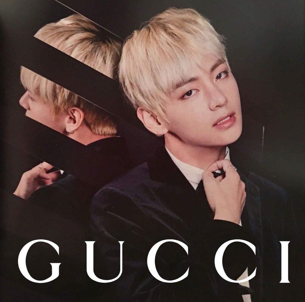 Taehyung Amp Gucci Kth ♡ Army S Amino