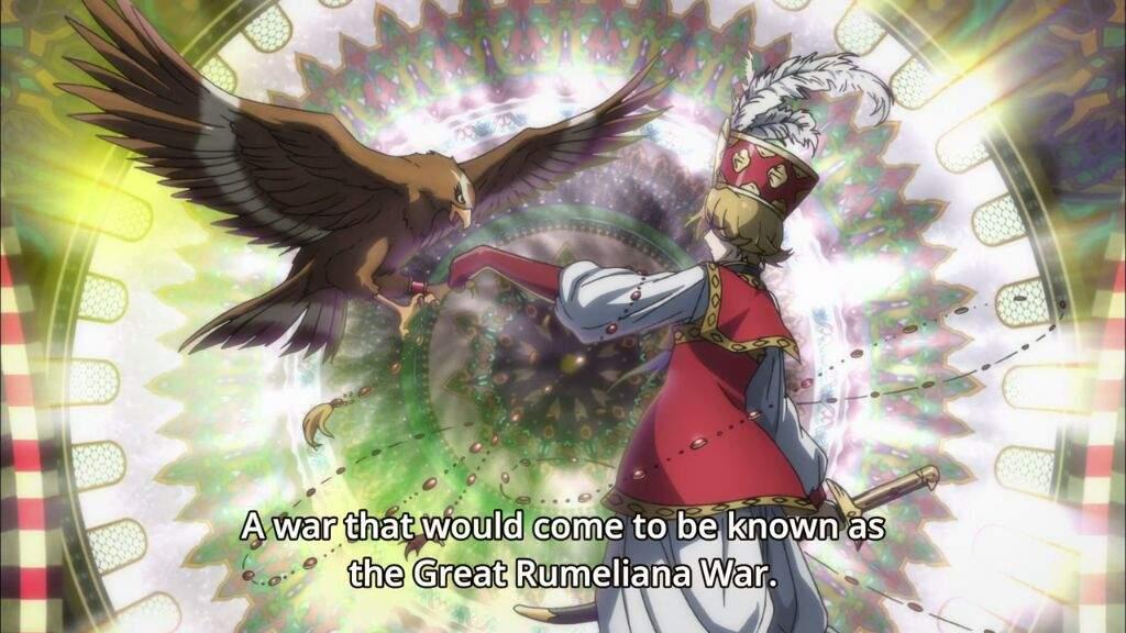 Prelude to the Great Rumeliana War