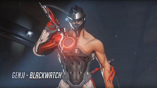 Blackwatch Genji | Wiki | Overwatch Amino