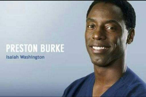 Preston Burke Wiki Grey S Anatomy Amino