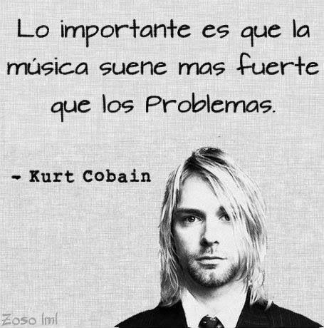 Frases De Kurt Cobain Emosscenegóticosraros Amino Amino