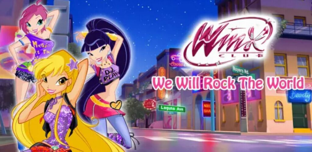 We will rock the world   Winx Club Amino