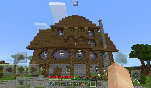 Big Survival House Tour Minecraft Amino