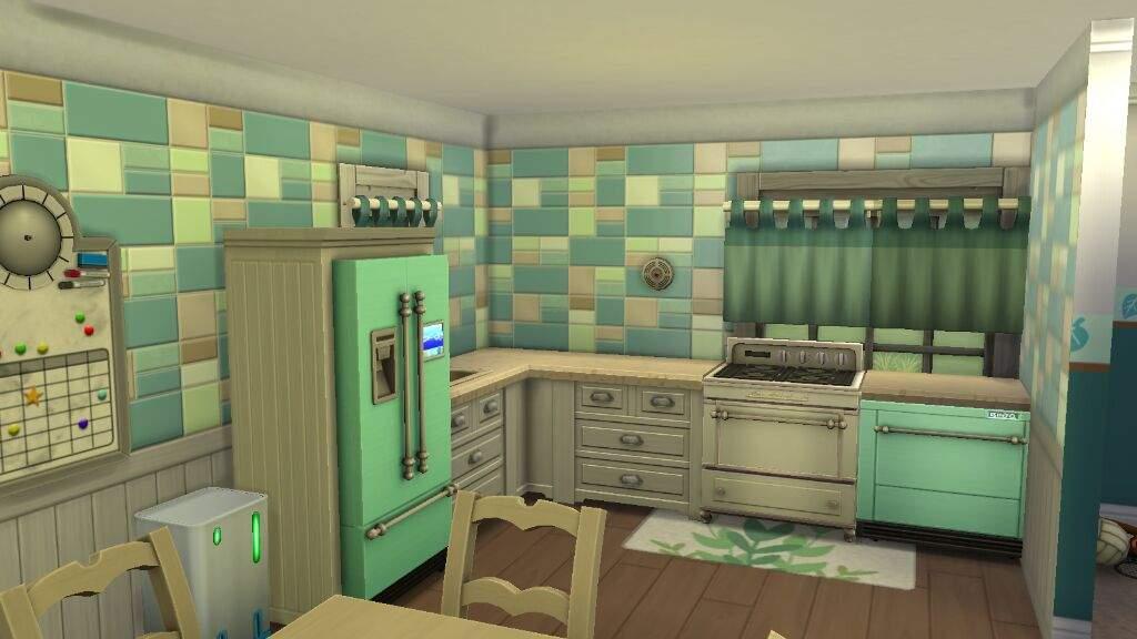 Sims  Garden Got Separate Rooms