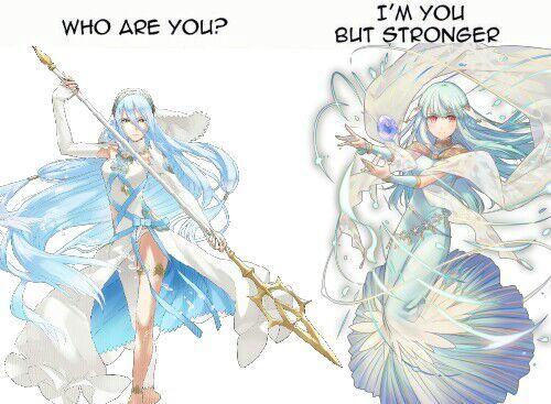 Ninian Azura Fire Emblem Amino