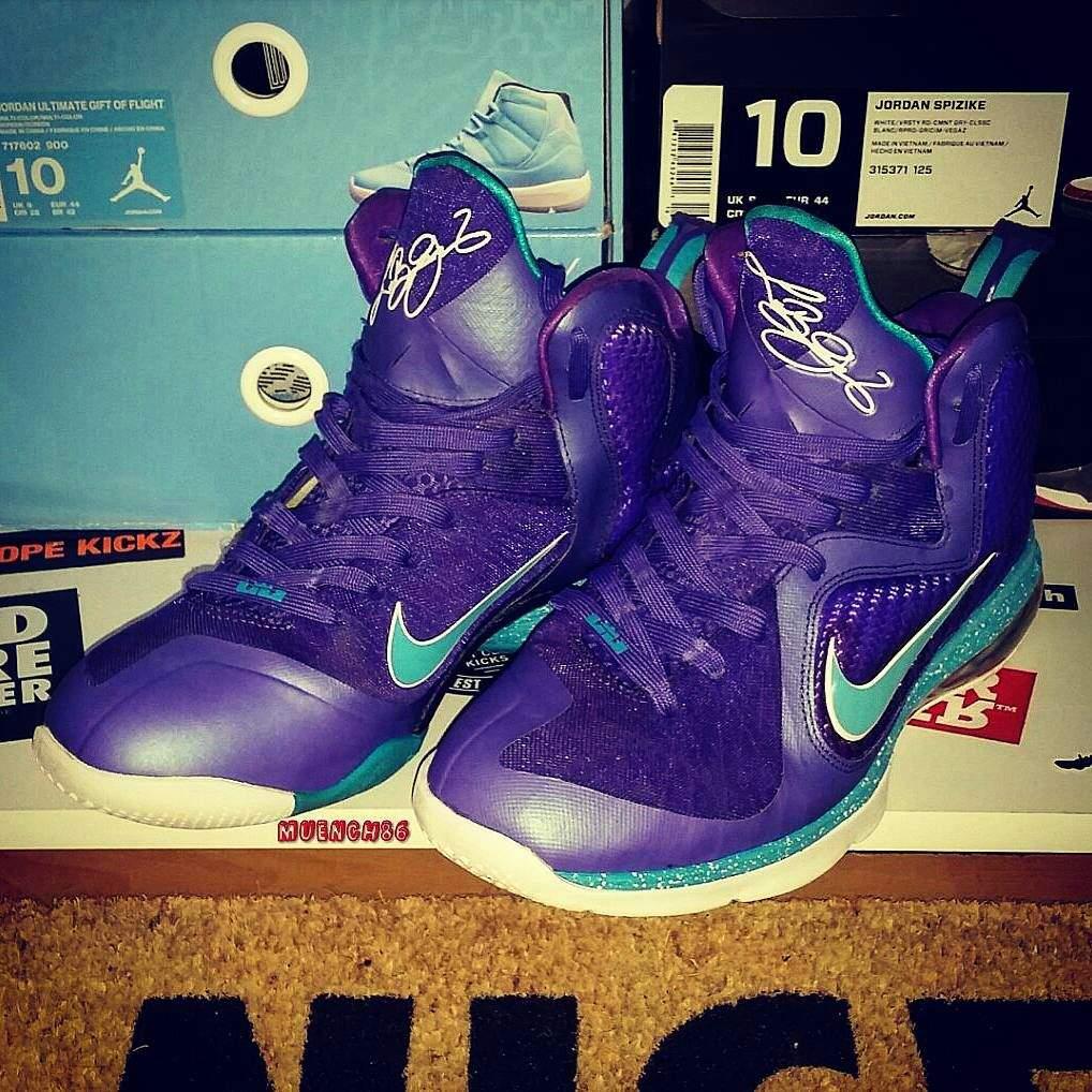 a3f4a8143ff8 Nike Air LeBron 9