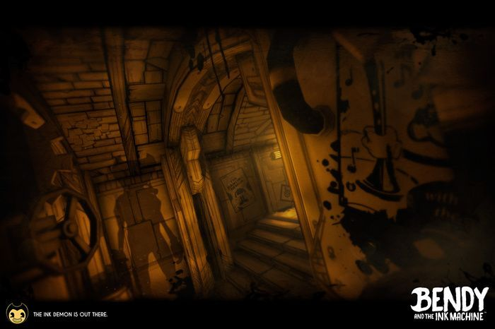 New BATIM Chapter 3 Teaser ANALYZED   Bendy and the Ink ...