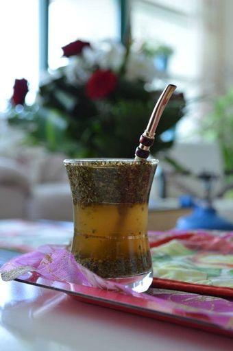 طريقة عمل كاسة المتة ملتقى الطهاة العرب Avs Amino