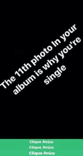 i m single because of