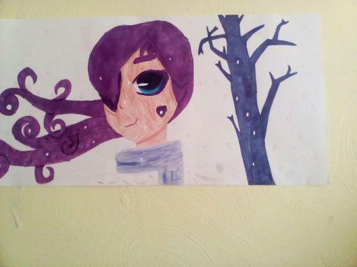 Mysterious girl  Repost | Art Amino