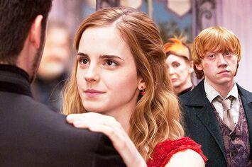 Jealous Ron | Harry Potter Amino
