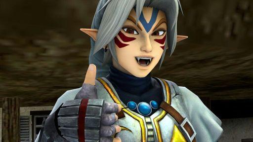 Skiinmode Oni Warrior Blogspot: Fierce Deity And Young Link?[SFM]
