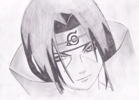 itachi uchiha drawings anime ya better like my drawings i work on it for years finally i found a app that i can show my work on enjoy