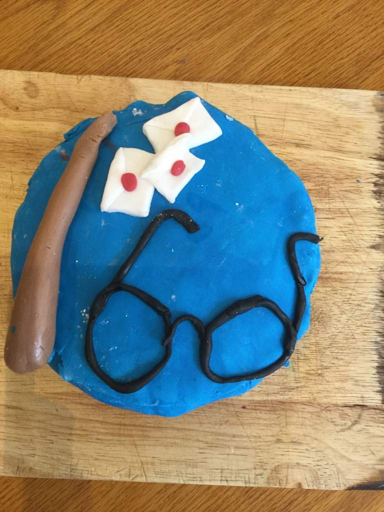 How To Make Your Own Harry Potter Cake Recipe