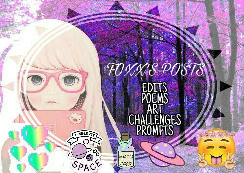 Some Rules For My Profile//Foxtropical's Profile Rules