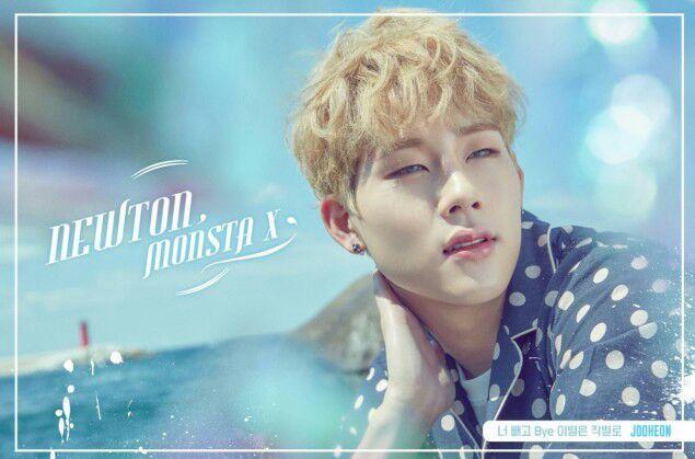 MONSTA X Jooheon, Minhyuk, Shownu and Wonho 'Newton' Teaser