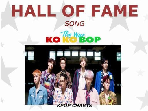 HALL OF FAME SONGS | Wiki | K-Pop Amino
