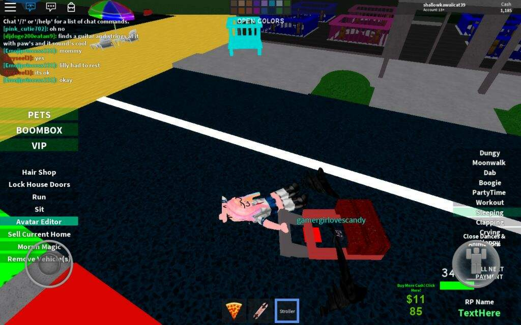 How To Get A Boom Box Onroblox Adopt And Raise A Kid Me On Adopt And Raise A Cute Kid Roblox Amino