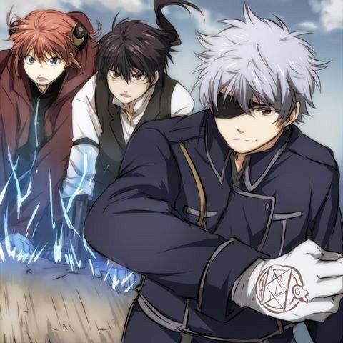 fullmetal alchemist anime