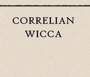 Free PDF!) Correlian Wicca | The Witches' Circle Amino