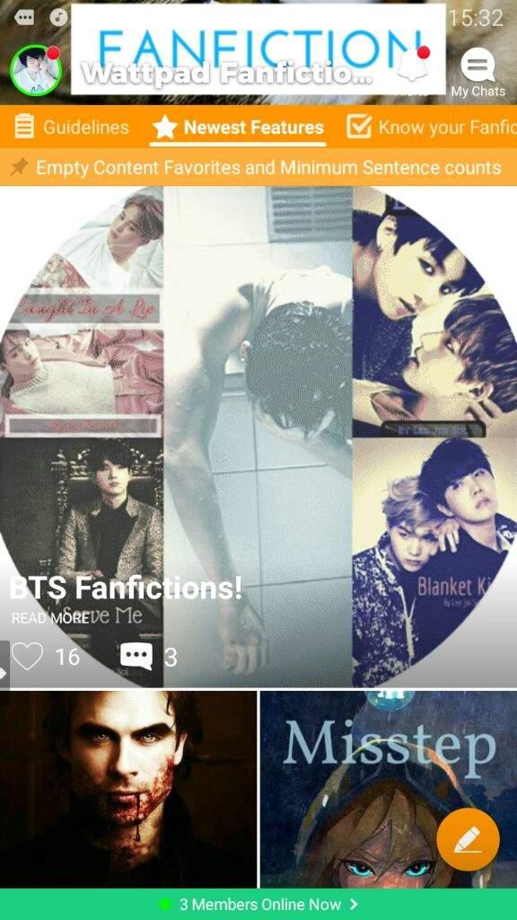 BTS Fanfictions!   Wattpad Fanfiction Amino Amino