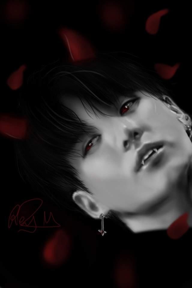 demon vampire jungkook armys amino