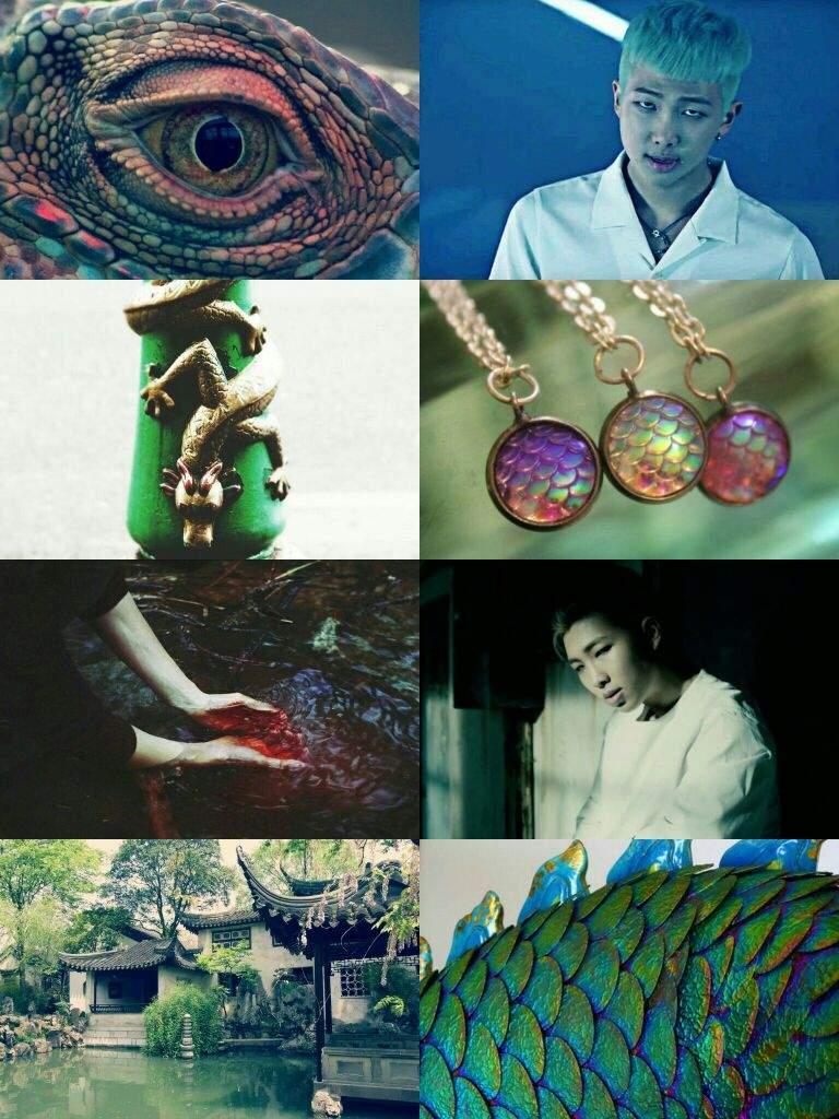 Korean Dragons Mythology: BTS AS MYTHOLOGICAL CREATURES