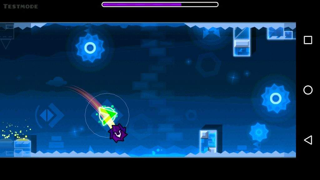 geometry dash how to create a level