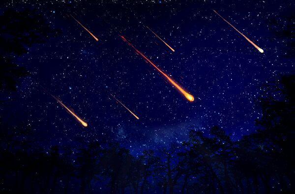 aquariusd meteor shower astrology