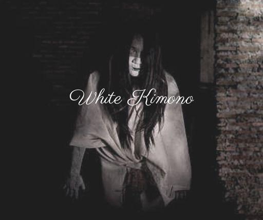 White Kimono | Paranormal Amino White Kimono Ghost