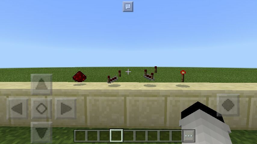 how to build a clock minecraft