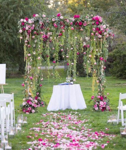 Wedding Altar Wiki: Emison Wedding